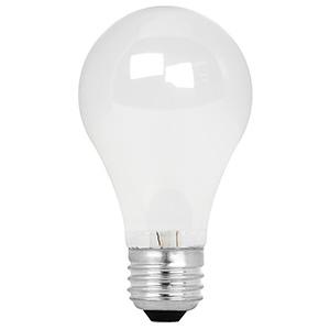 Feit A19 Energy Saving Halogen Bulb 29W Frost 3000K