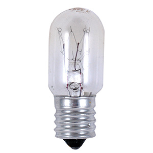 Feit 15W T7 Exit Sign Bulb Intermediate Base Clear