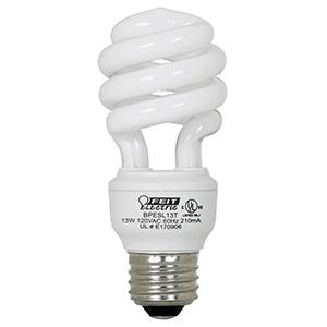 Feit 13W Mini-Twist CFL Bulb 4100K