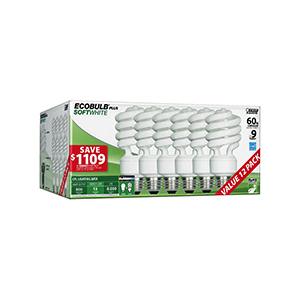 Feit 13W Mini-Twist CFL Bulb 6500K
