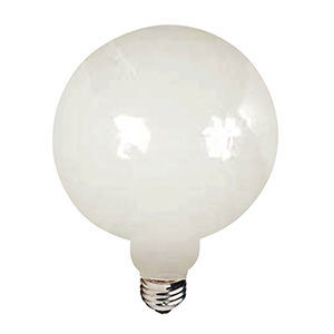 Philips G40 Globe Incandescent Bulb 60W White