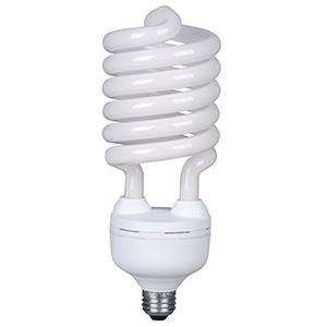 65W Spiral CFL Bulb 5000K