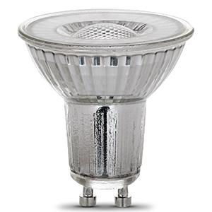Feit MR16 LED 120V GU10 Base Bulb Replaces 50W 3000K