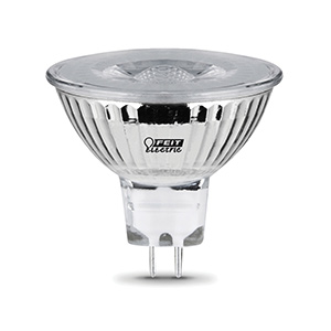 Feit MR16 LED 12V GU5.3 Base Bulb Replaces 50W 3000K