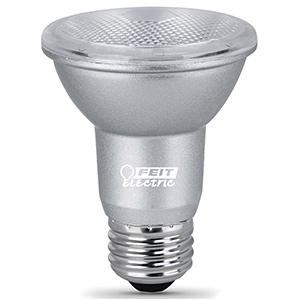 Feit PAR20 LED Bulb Replaces 50W 5000K Dimmable
