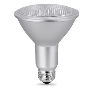 Feit PAR30L Long Neck LED Bulb Replaces 75W 3000K Dimmable