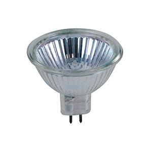 Feit 50W MR16 Halogen Bulb 12V GU5.3 Base