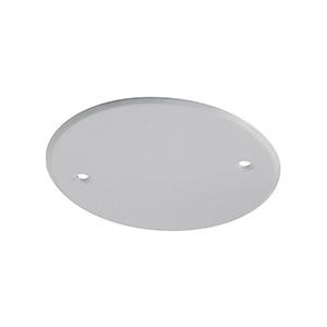"5"" Metal Ceiling Cover Plate"