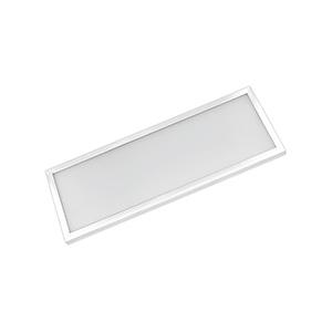 1' x 4' LED Flat-Panel Fixture White
