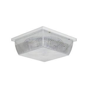 LED Ceiling Mount Fixture White