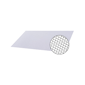 Clear Acrylic Prismatic Ceiling Panels 2 Ft x 4 Ft