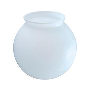 """6"""" Opal Glass Globe"""