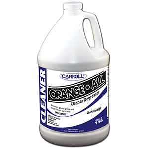 CarrollCLEAN Orange All Cleaner & Degreaser Gallon