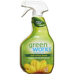Green Works All-Purpose Cleaner, 32 oz Spray Bottle