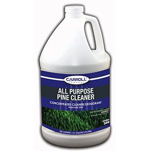 CarrollCLEAN Pine Cleaner & Deodorizer Gallon