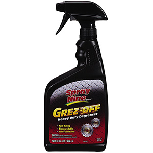 Grez-Off Heavy-Duty & Degreaser 32 oz Spray Bottle