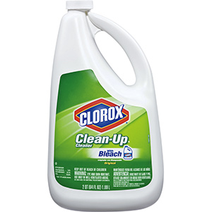 Clorox Clean-Up with Bleach Gallon