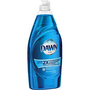 Dawn Dishwashing Liquid 19.4 oz Squeeze Bottle