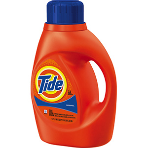 Tide Liquid Laundry Detergent, 50 oz