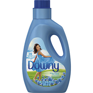 Downy Liquid Fabric Softener 34 oz Bottle