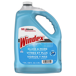 Windex Glass Cleaner Gallon