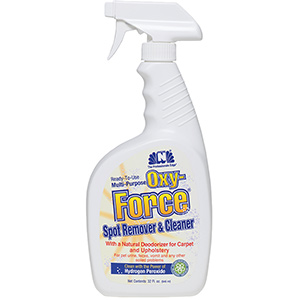 Nilodor Oxy-Force Spot & Stain Remover 32 oz Spray Bottle