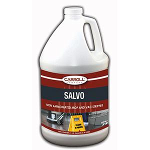 CarrollCLEAN Salvo Non-Ammoniated Wax Stripper Gallon