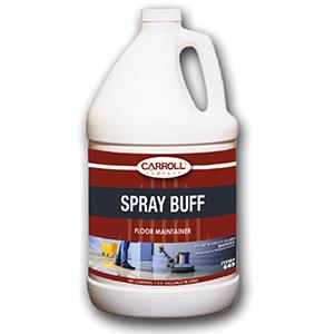 CarrollCLEAN Spray Buff Floor Maintainer Gallon