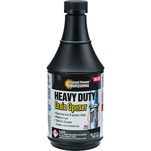 Ip Pro Heavy Duty Drain Opener 20 Oz Bottle