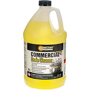 Ip Pro Commercial Drain Cleaner Gallon