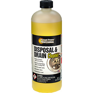 Ip Pro Disposal And Drain Cleaner Liter