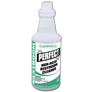 Carroll Company Perfect Non-Acid Bathroom Cleaner