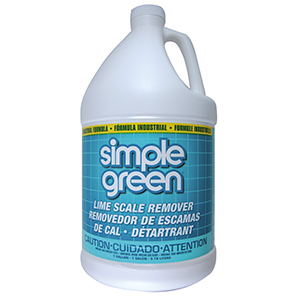 Simple Green Lime & Scale Remover Gallon