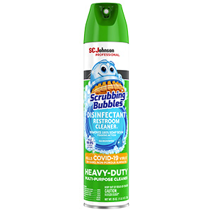 Scrubbing Bubbles Antibacterial Bathroom Cleaner