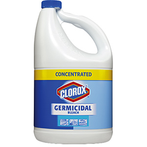 Clorox Ultra Clorox Germicidal Bleach 121 oz Bottle