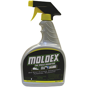 MOLDEX Mold Inhibitor and Disinfecting 32 oz