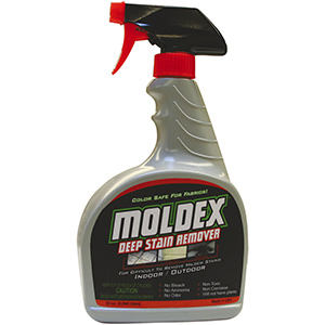 Moldex Oxygen-Powered Deep Stain Remover, 32oz