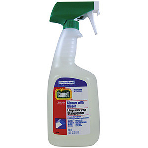 Comet Cleaner with Bleach 32 oz Spray Bottle