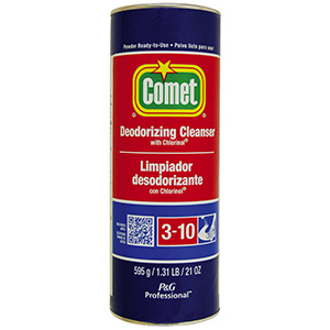 Comet Powdered Cleanser 21 oz Can