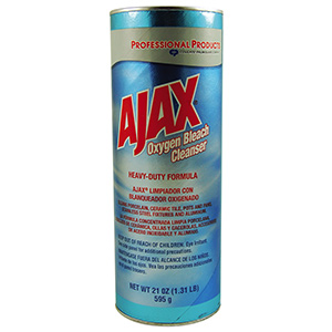 Ajax Powdered Cleanser 21 oz Can