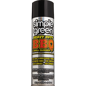 Heavy-Duty BBQ and Grill Cleaner 20 oz Aerosol