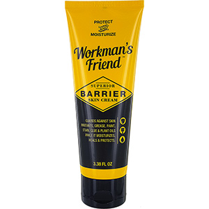 Workman's Friend Skin Barrier Cream 3.38Oz