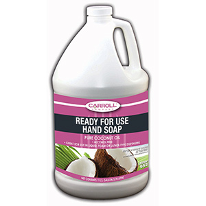 CarrollCLEAN Ready-For-Use Hand Soap Gallon