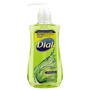 Dial Hand Pump Soap, 7.5 oz