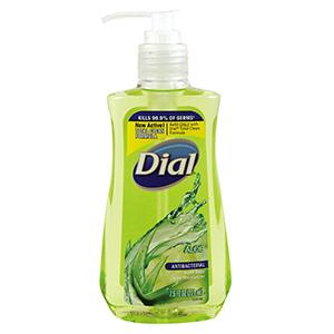 Dial Hand Pump Soap, 7.5 oz