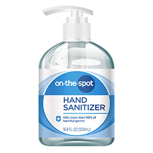 On the Spot Hand Sanitizer
