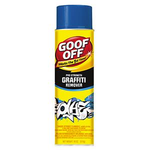 Goof Off Pro Strength Graffiti Remover 16 oz Aerosol