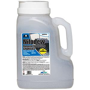 Nilodor Dumpster Odor Granule Neutralizer 8 lbs