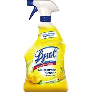 Lysol All-Purpose Cleaner 32 oz Spray Bottle