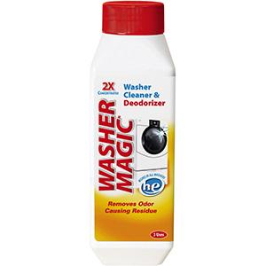 Glisten Washer Magic Cleaner & Deodorizer 12 oz Bottle